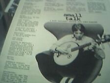 ephemera 1968 article small talk face steve mariott