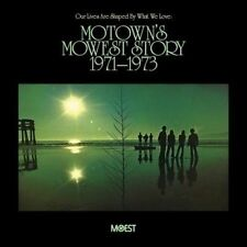 Our Lives Are Shaped by What We Love: Motown's MoWest Story (1971-1973) by...
