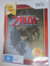 The Legend of Zelda: Twilight Princess Selects (Nintendo Wii) Brand New