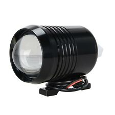 30W 12V 1200LM U2 CREE LED Laser HeadLight Motorcycle Car Spot Fog Light Black