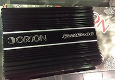 Old School Orion Xtreme 400 XTR 2 Channel Amp Amplifier