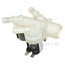 3 Way 180º Water Solenoid Valve for JACKSON Washing Machine Washer Replacement