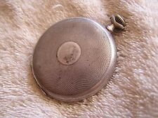 Antique Junghans Silver .900 Pocket Watch