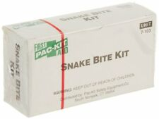 Pac-Kit by First Aid Only 7103 11 Piece Snake Bite First Aid Kit In Box, New, Fr
