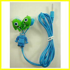 HOT Popular Cartoon Mobile Headphone Headset Earphone Earbud For iPhone MP3 /4