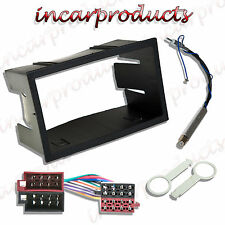 Seat Ibiza  Double DIN Facia Fascia Car Audio Stereo Fitting Kit Adapter Plate
