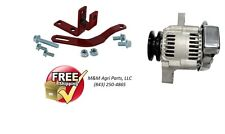ALTERNATOR CONVERSION BRACKET KIT IH FARMALL CUB, CUB LOBOY TRACTOR 6V TO 12V