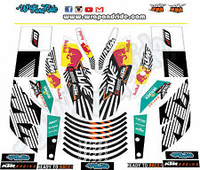 Ktm New 2015 Decal / Sticker Duke 200 / 390 wrapandride.com ...