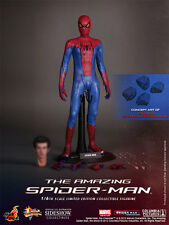 "Spider-Man The Amazing Spiderman Marvel MMS179 12"" Figur Hot Toys"