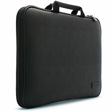 Acer Aspire One 11.6-Inch Laptop Memory Foam Synthetic Leather Case Sleeve