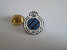 a4 BRUGGE FC club spilla football calcio foot pins broches badge belgio belgium