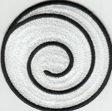 PARCHE NARUTO  BLANCO PATCH