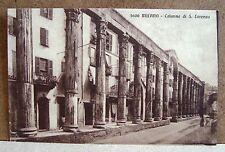 3600 Milano - Colonne di S.Lorenzo [piccola, b/n, non viaggiata]