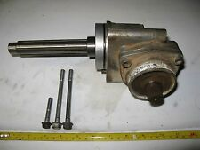 1988 Honda Fourtrax 300 4x4 ATV Side Gear Case Assembly Angle Output Drive