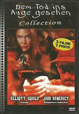 Dem Tod ins Auge sehen Collection (3-Filme) Parfum des Todes, Todesliste... DVD