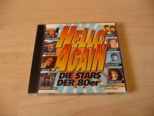 CD Hello Again - Die Stars der 80er: Daliah Lavi Ireen Sheer Denise Andy Borg