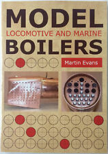 Model Locomotive and Marine Boilers by Martin Evans / model engineering rdgtools