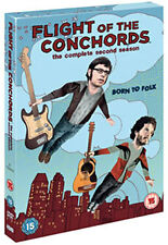 FLIGHT OF THE CONCHORDS - SERIES 2 - DVD - REGION 2 UK