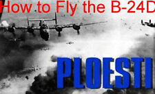 How to Fly the B-24 Bomber WWII DVD + Pilots Manual
