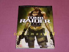 Offizielles Lösungsbuch Tomb Raider Underworld _TOP-Zustand _1000 Spiele im SHOP