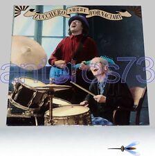 "ZUCCHERO ""MISERERE"" RARO LP GATEFOLD 1992 ITALY"