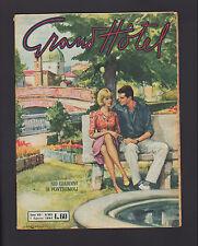 GRAND HOTEL 945/1964 AUTO PONTIAC CATALINA GIORGIO GABER TOMMY SANDS IDROLITINA