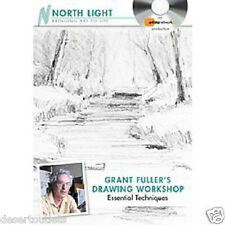 NEW! Grant Fuller's Drawing Workshop: Essential Techniques [DVD]