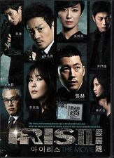 IRIS II The Movie Korean Movie DVD Excellent English Subtitle NTSC All Region
