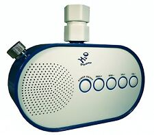 H2O-100 Waterproof Bathroom Shower Radio Powered By Water Flow