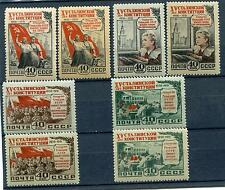 RUSSIA YR 1952,SC 1624-27,MI 1627-30,MNH,STALIN CONSTITUTION,1st ISSUE,READ DESC