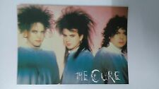 The Cure group vintage music postcard POST CARD 2