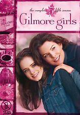 GILMORE GIRLS   - COMPLETE  SEASON 5 - DVD - UK Region 2 / sealed
