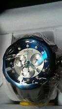 Invicta reserve venom sea dragon  blue/grey  mens