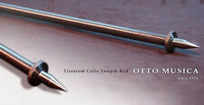 Otto Musica Titanium Cello  Endpin Rod End Pin 10MM