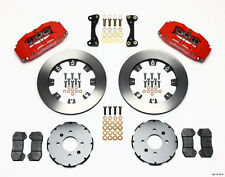 "Honda Civic,CRX,Del Sol Wilwood Dynapro 6 Front Big Brake Kit,12.19"" Rotors"