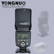 YONGNUO 2.4GHZ Flash Unit Speedlite YN-560IV for Canon Nikon Olympus Pentax