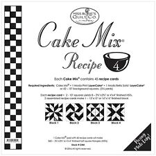 Cake Mix Recipe #4 by Miss Rosie's Quilt Co for Moda
