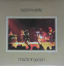 DEEP PURPLE made in japan Foldout Sleeve 2x180 gr Vinyl 2LP NEU OVP/Sealed