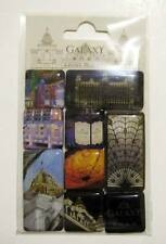 ▓ GALAXY MACAU EPOXY FRIDGE / REF MAGNET COLLECTIBLE SOUVENIR