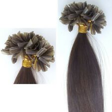 """HUMAN HAIR EXTENSIONS 22""""EUROPEAN REMY U-TIP FOR FUSION"""