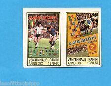 PANINI CALCIATORI 1980/81 - Figurina n.10-RIPRODUZIONE COPERTINE 79/80-80/81-NEW