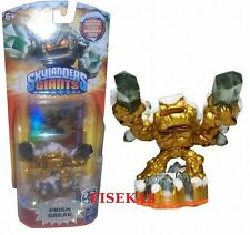 Skylanders Giants Gold Flocked Prism Break Variant Employee Holiday 2012 NEW