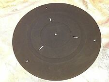 SONY PS-LX3 4 AND 5 TURNTABLE  RUBBER PLATTER MAT