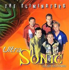 Eliminators Ultra Sonic Surf Guitars CD
