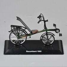 Christmas Gift Toy Delprado 1:15 Bike Model Toy Recumbent 1995 BIC082 Colltction