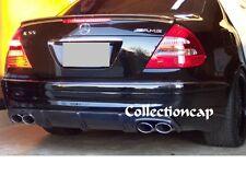 Mercedes BENZ W211 E-CLASS E55 AMG Carbon Fiber Rear Bumper Diffuser Taiwan g88