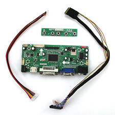 (HDMI DVI VGA LCD LED) Controller Board  Monitor Kit for N101L6-L0D Rev. C2