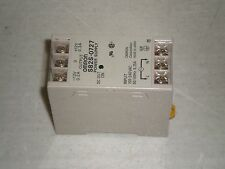OMRON S82S-0727 Power Supply -12 VDC, +12 VDC, Free Shipping! 100-240 VAC Input
