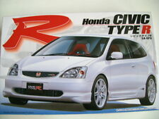NEW FUJIMI HONDA CIVIC TYPE R LA-EP3 1/24 Scale PLASTIC MODEL KIT