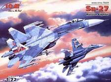 ICM 1:72 72221: Su-27  Russian Fighter